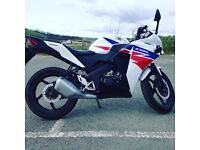 Ideal frist bike cost £3800 just over two years ago very low millage