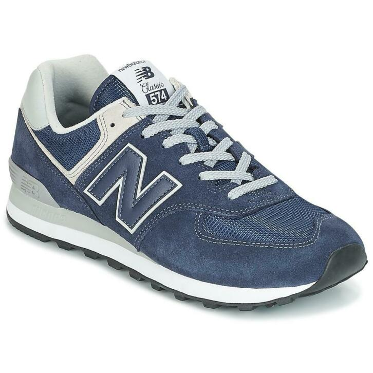 new balance ml574 blauw