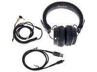 Marshall major m2 Bluetooth headphones