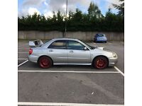 2005 Subaru Impreza STI Type UK Widetrack PPP