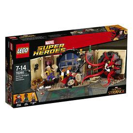 Brand New Lego 76060 Doctor Strange's Sanctum Sanctorum
