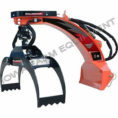 Log Grapple Bypass 48 Wallenstein Lxg320s Tractor 3-point