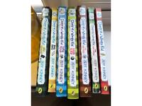 Diary of a wimpy kid book bundle