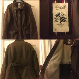 Ladies Crew Clothing Brown Coat