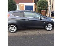 59 plate Ford Fiesta titanium £2600