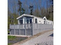 WILLERBY VOGUE 42X14/2BED £69995 ON LARGE BASE NEXT TO WOODLANDS