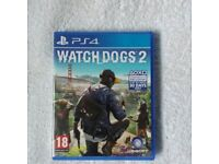 Watch Dogs 2 Nottinghamshire MINT