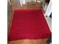 Authentic Indian Bed Throw