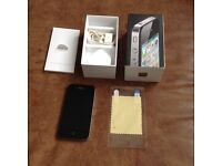I PHONE 4 IN BLACK 8GB