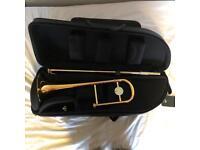 Alto trombone. Bought as spare !