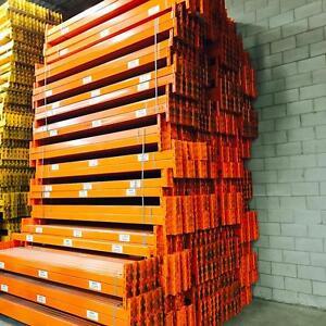 Racking beams - Poutres pour étagères industrielles