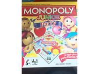 Monopoly junior party