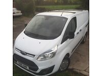 Ford transit trend 2015 custom low mileage no vat