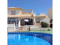 House in Torrevieja, Costa Blanca,for sale.