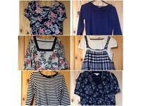 Maternity Clothes Bundle- Size 8