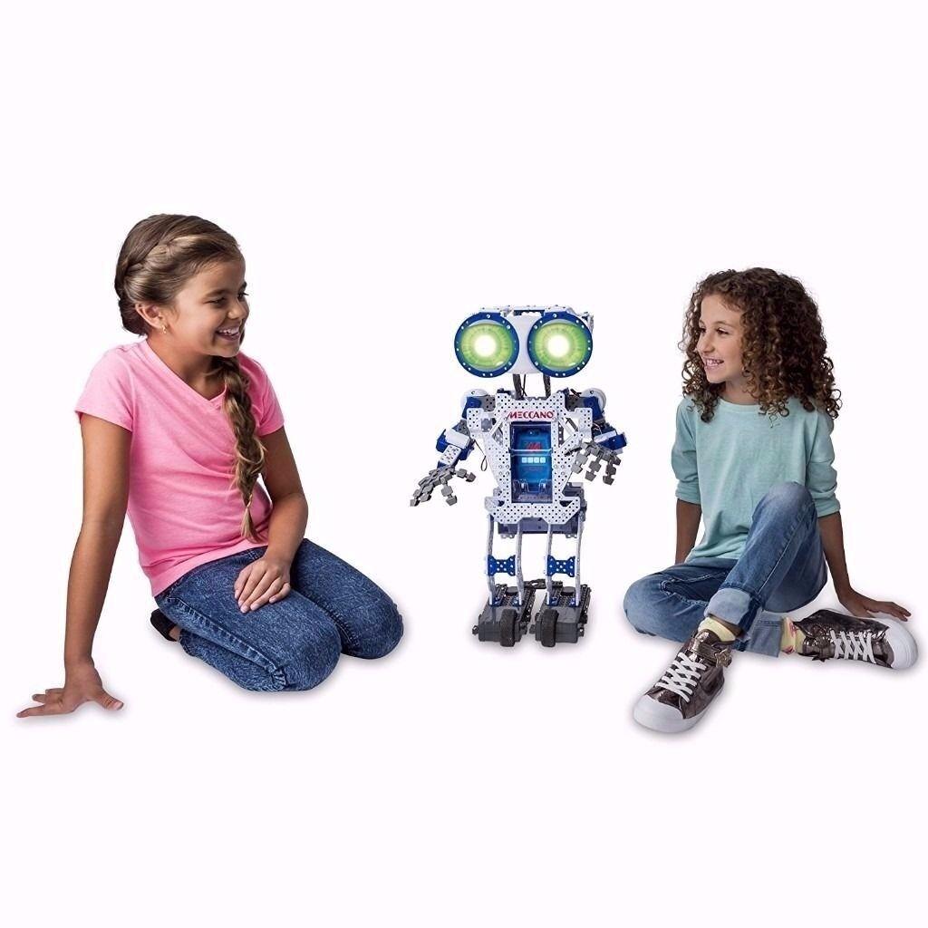 Meccanoid toy 2FT TALL robot inc box great xmas present