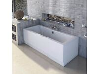 Brand NEW Bath from VictoriaPlum (Chelsea double ended bath) Width:700 mm Length:1700 mm