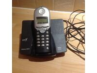 B.T cordless home phone in good working order.