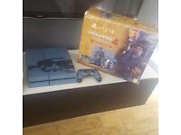 PS4 Unlimited Version Uncharted 4 1TB Cheapest on net Boxed as New Fetching £400 plus on Ebay