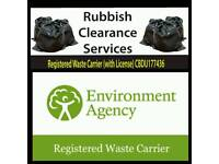 Rubbish Removal & Waste Collection House Clearance