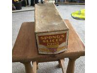 Spongs slicer