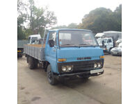 Left hand drive Toyota Dyna BU30 / 300 3.0 diesel 3.5 ton 6 tyres truck.
