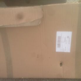 subaru forester radiator new and boxed