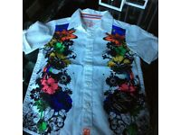 brand new Baby k boys shirt with tags age 3 to4