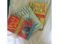 Collection of Roald Dahl Favourite Storybooks