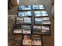 Large first day covers stamp collection