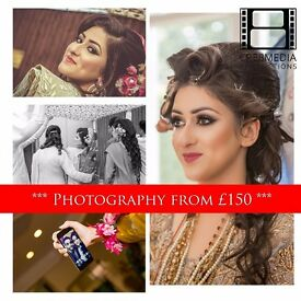 Asian Wedding Photographer & Cinematographer * Female or Male teams*