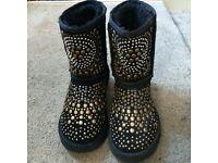 Jimmy choo ugg boots