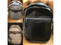 Gucci backpack beige black and blue grey top quality london cheap ealing kilburn northwest north