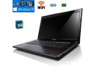 17.3 Inch Lenovo G780 Windows 10 Laptop - Intel Core i5 Processor