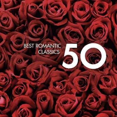 BEST ROMANTIC CLASSICS 50 (Debussy/Grieg/Vivaldi/Liszt) 3 Disc
