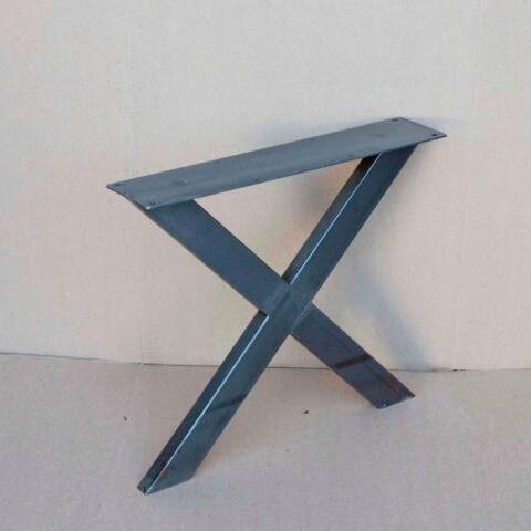 Steel Table Leg U Or X Metal Tube Table Legs Bench Legs Cast Iron Dining T