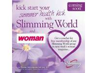 FREE SLIMMING WORLD MEMBERSHIP