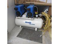 Bambi BB50D OilFree Air compressor