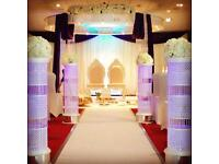 Crystal mandap for sale £1450