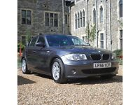 Lovely BMW 1 Series 120 D Sport. Low Mileage. Amazing MPG. Great condition.