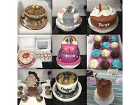Cupcakes cakes and treats