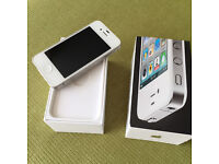 Iphone 4 8GB in Original Box Excellent Condition in Central London