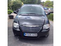 Chrysler voyager 2.8 crd lx 5 dr