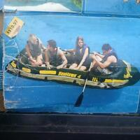 4 man inflatable boat