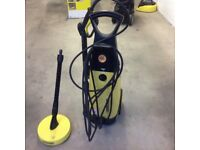 Karcher 720 Pressure Washer and patio cleaner