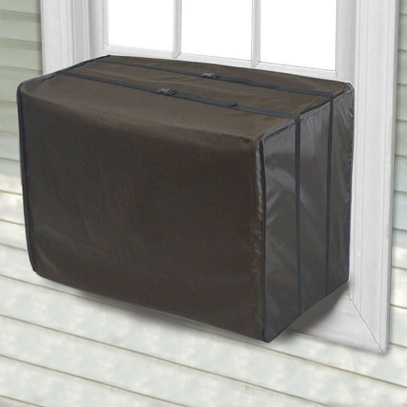 Air Conditioner Cover Square Heavy Duty AC Unit Protector Wa