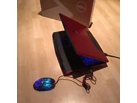 ALIENWARE M17X GAMING LAPTOP,QUAD CORE,BOXED,8 GB RAM, FREE GAMING MOUSE, XMAS SALES L@@K!!