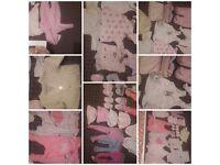Baby girl 0-3mnth cloth
