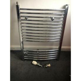 Towel rail heater