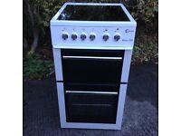 Double cavity electric cooker - Flavel Milano E50 Model no. MLB5CDW